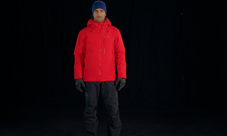 3d515cc69f4 Alpha IS Jacket / Mens / Arc'teryx