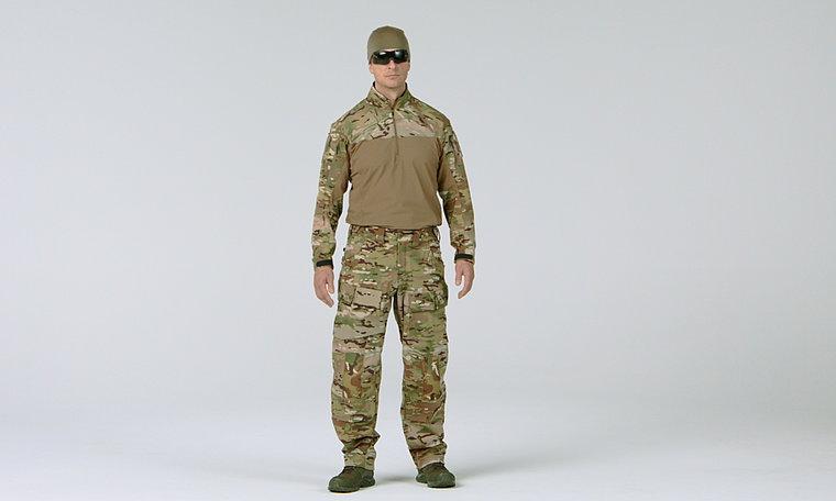 Assault Shirt SV Multicam Men's