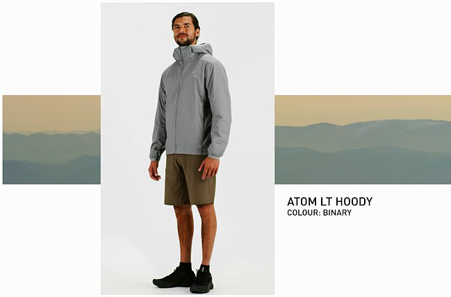 Atom LT Hoody Men's