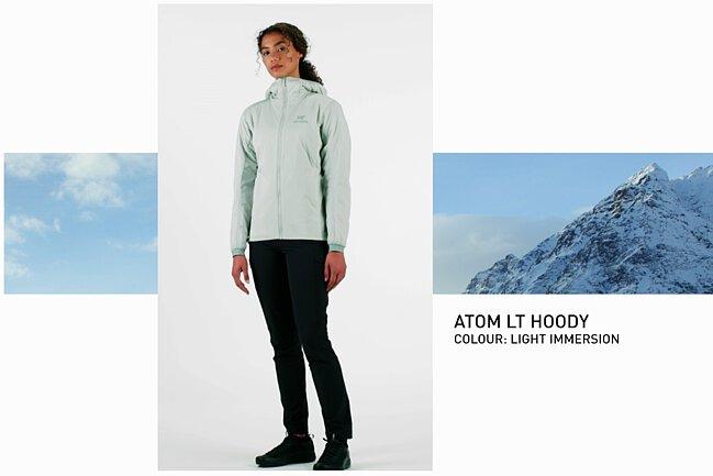 Atom LT Hoody Women's