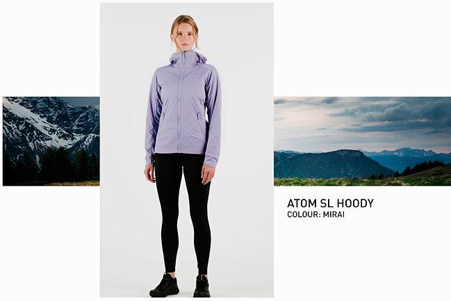 Atom SL Hoody Women's