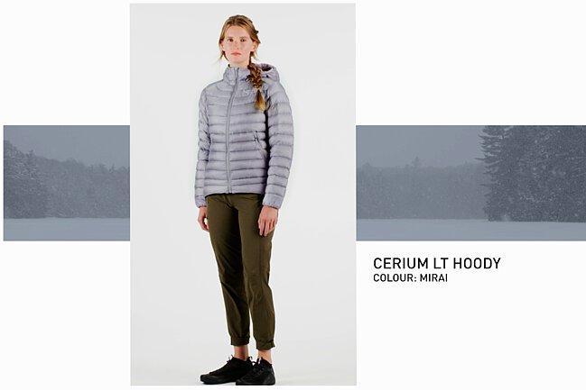 Cerium LT Hoody Women's