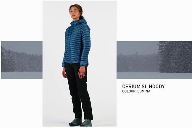 Cerium SL Hoody Women's