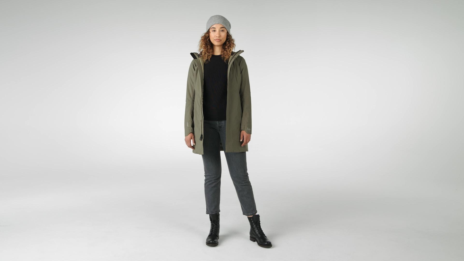 Durant Coat Women's