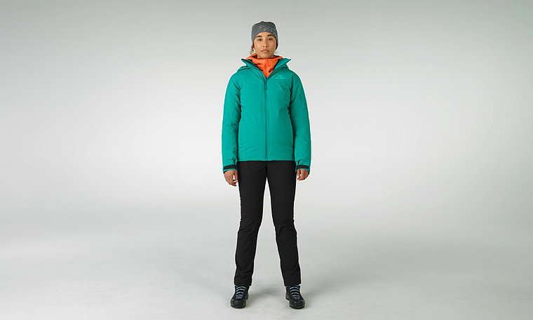 Fission SV Jacket Women's