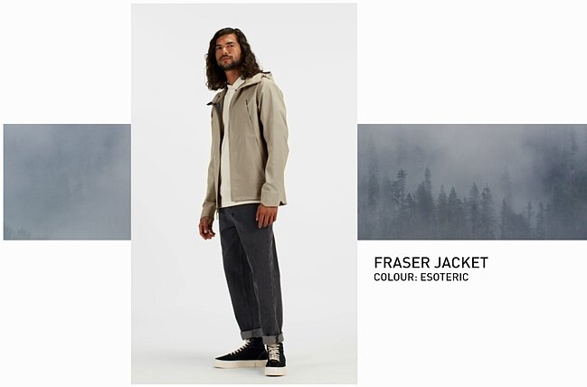 Fraser Jacket Men's