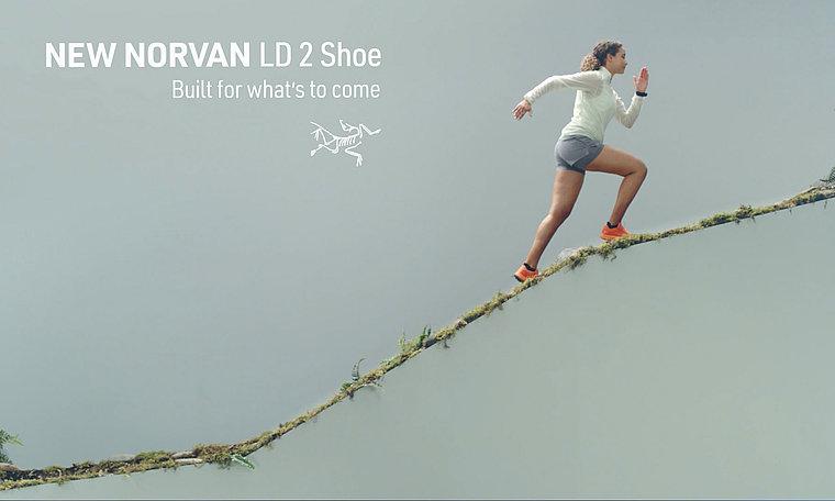 Norvan LD 2 Shoe Arc'teryx