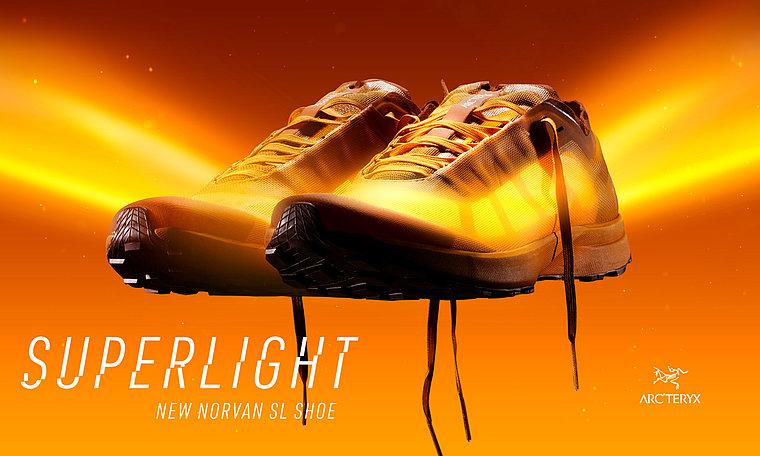 Norvan SL Shoe Arc'teryx