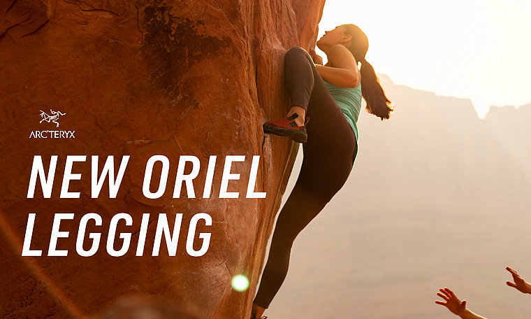 166a7ee2642 Collant Oriel / Femme / Arc'teryx