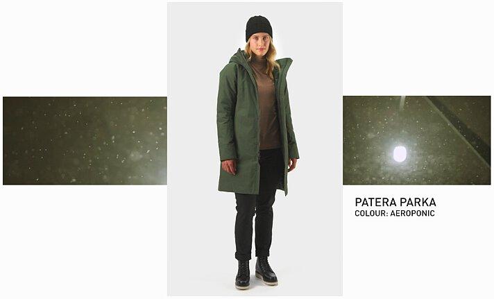 Patera Parka Women's
