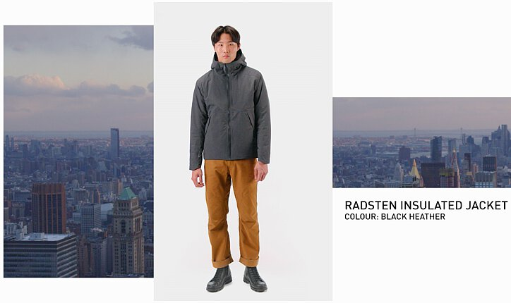 Radsten Insulated Jacket Men's