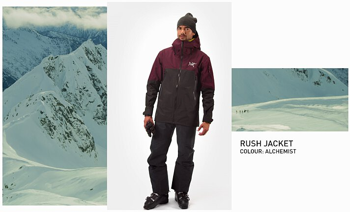 Rush Jacket Men's