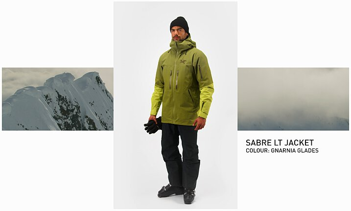 Sabre LT Jacket Men's