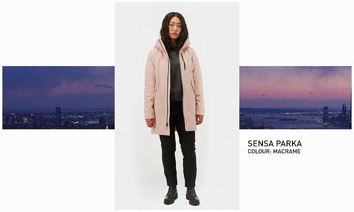 Sensa Parka Women's