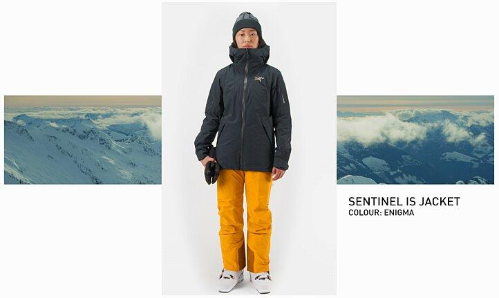 Sentinel IS Jacket Women's