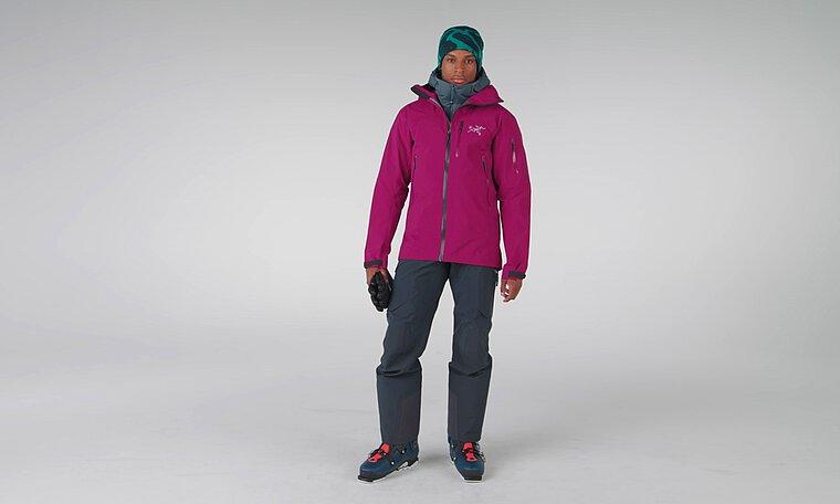 Sidewinder Jacket