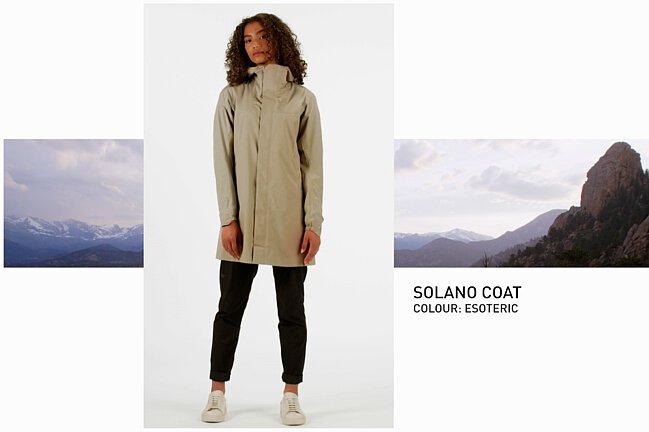 Solano Coat Women's