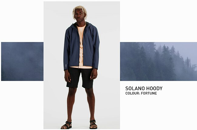 Solano Hoody Men's