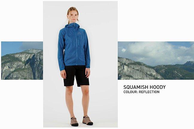 0b4d0cc6ed3 Squamish Hoody / Womens / Arc'teryx