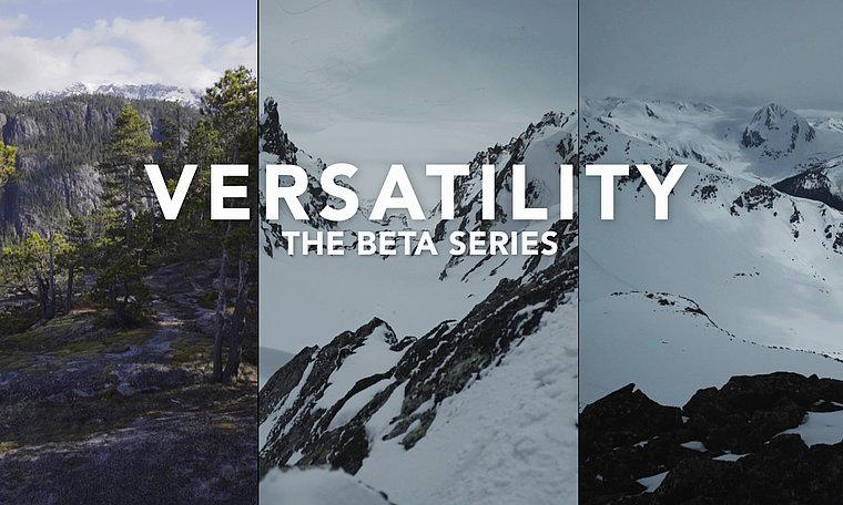 Versatility Beta Series