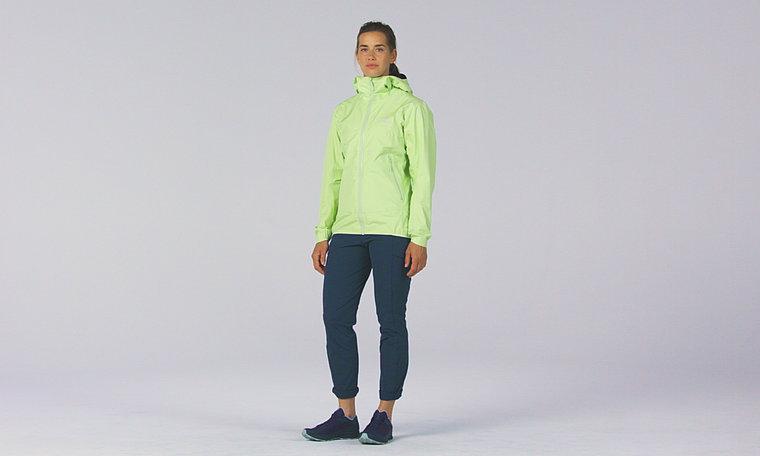 Zeta FL Jacket Women's