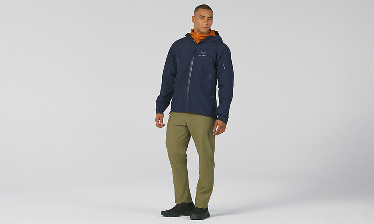 Zeta LT Jacket Men's